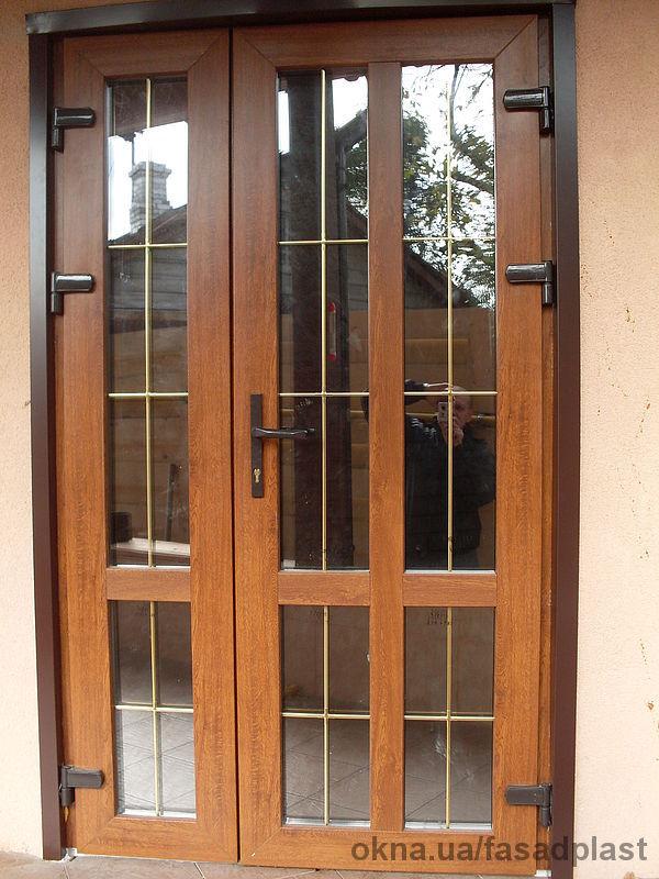 купить красивые двери входные из стеклопакета