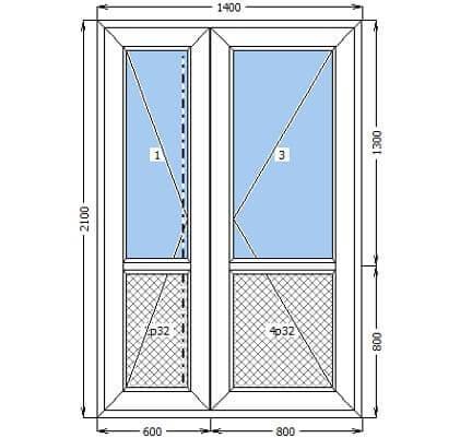 Поради при виборі дверей ПВХ